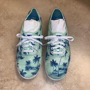 Keds Hollister collab sneakers